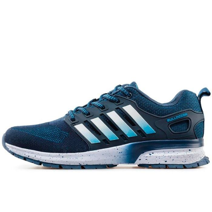 acc20a1def8 Мъжки дишащи маратонки Буллдозер Navy/Blue К81001