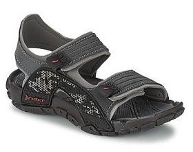 Черни бразилски сандали