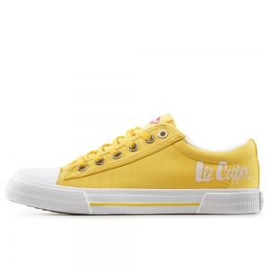 Нисък жълт кец Lee Cooper LC-211-12 Yellow